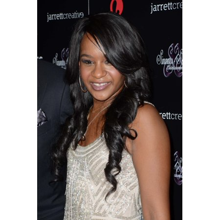 Bobbi Kristina Brown At Arrivals For The Houstons  On Our Own Premiere Party Tribeca Grand Hotel New York Ny October 22 2012 Photo By Derek StormEverett Collection Photo -