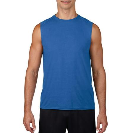 Men's AquaFX Performance Sleeveless T-Shirt