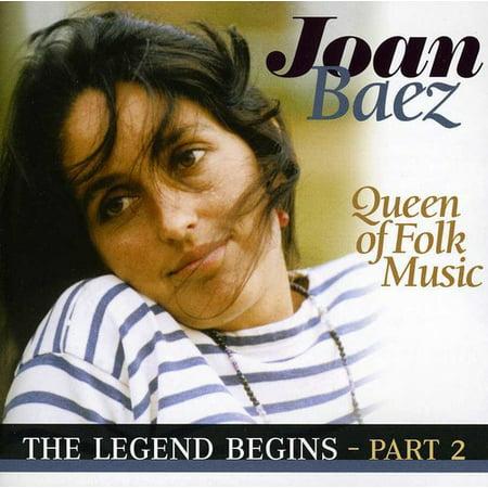 Queen of Folk Music 2: Legend Begins (CD)