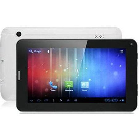 Mini Tablet 7 Inch WiFi GPS 1024X600 1.2GHz 7 Inch 5-7 hours Tablet Black TABLET-A23-B