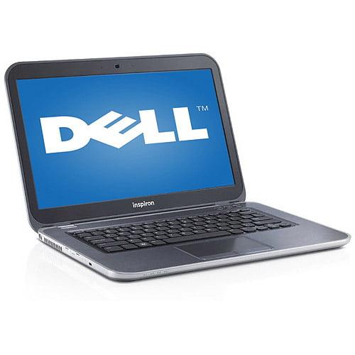 "Dell Moon Silver 14"" Inspiron 14z I14Z-6001SLV Laptop PC with Intel Core i5-3317U Processor and Windows 8"