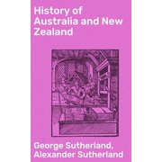 History of Australia and New Zealand - eBook