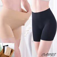 Pudcoco Summer Women Safety Pants Stretch Panties Mini Short Pants Solid Color Underwear