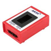 LHCER AK90+ Auto Key Programmer V3.19 Match Diagnostic Tool for EWS AK90 KEY-PROG, Car Key Programmer, Key Programmer Tool
