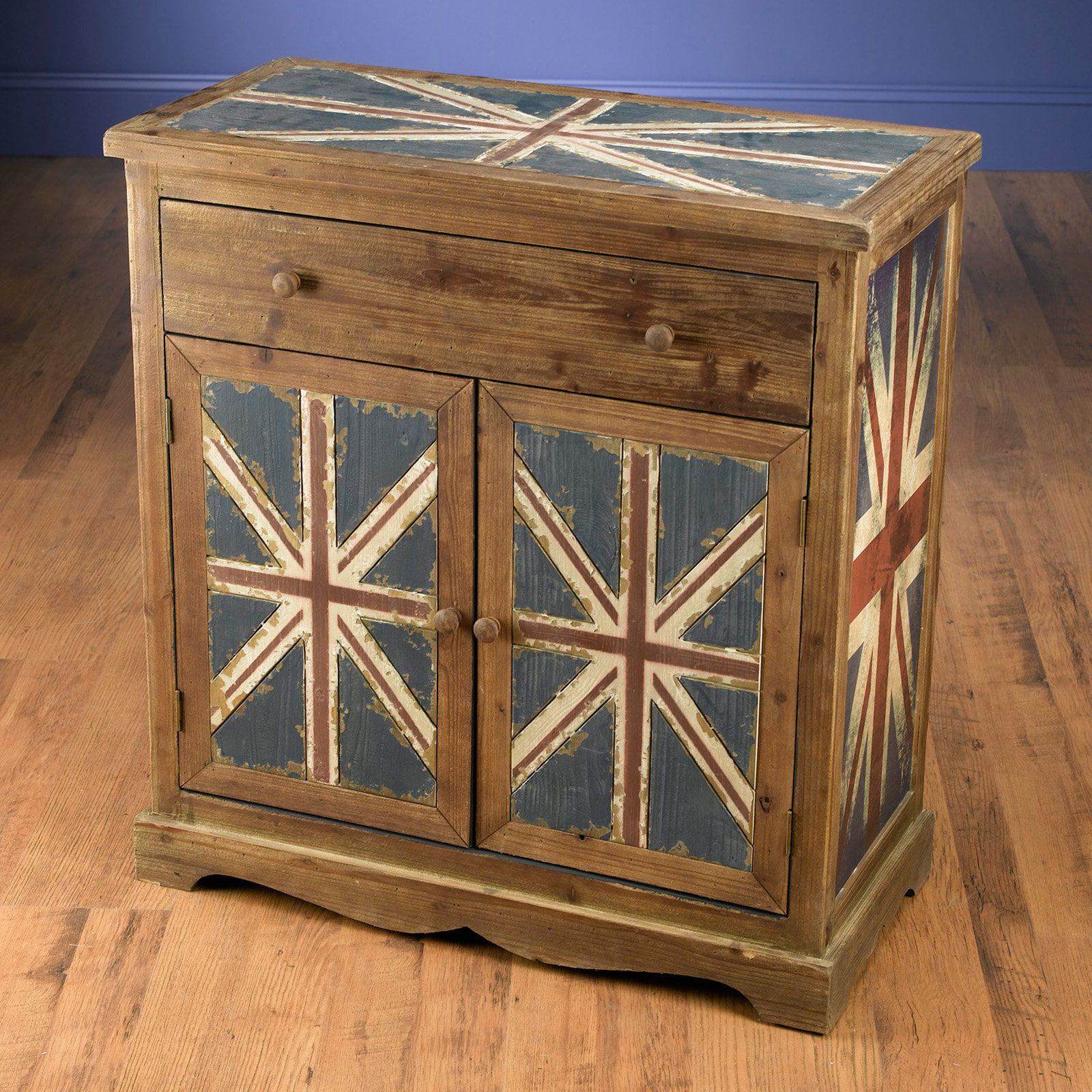 AA Importing 2 Door Britania Chest by AA Importing