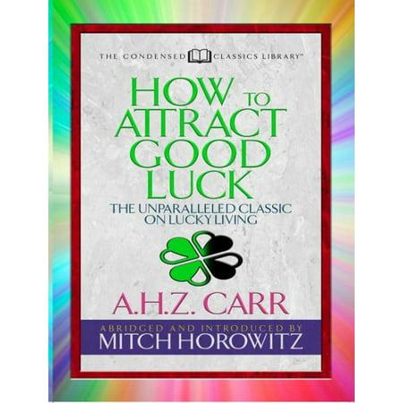 How to Attract Good Luck - Halloween Carols Good Luck Charlie