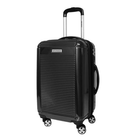 World Traveler  20-Inch Lightweight Hardside Spinner Upright Carry-On