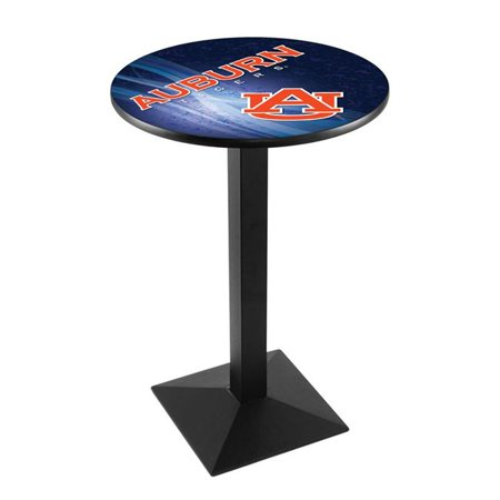 Holland Bar Stool L217B4228Auburn-D2 42 in. Auburn Tigers Pub Table with 28 in. Top - image 1 of 1