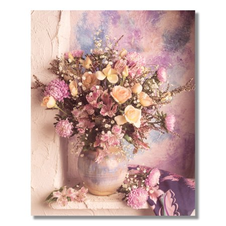 Southwestern Floral Arrangement Rose Flower Photo Wall Picture 8x10 Art Print