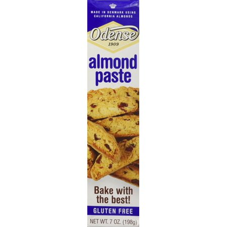 Almond Paste Pastry (12 PACKS : Odense Almond Paste, 7 Ounce)