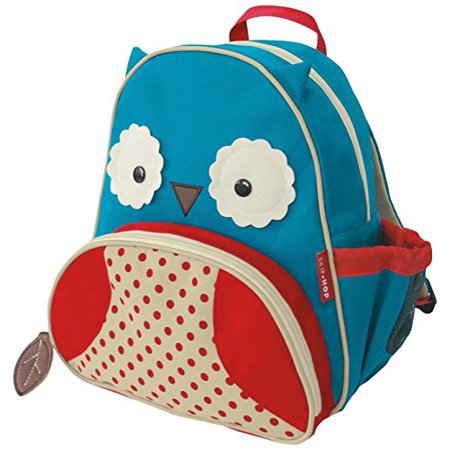 skip hop zoo little kid backpack owl walmart com