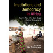 Institutions and Democracy in Africa - eBook