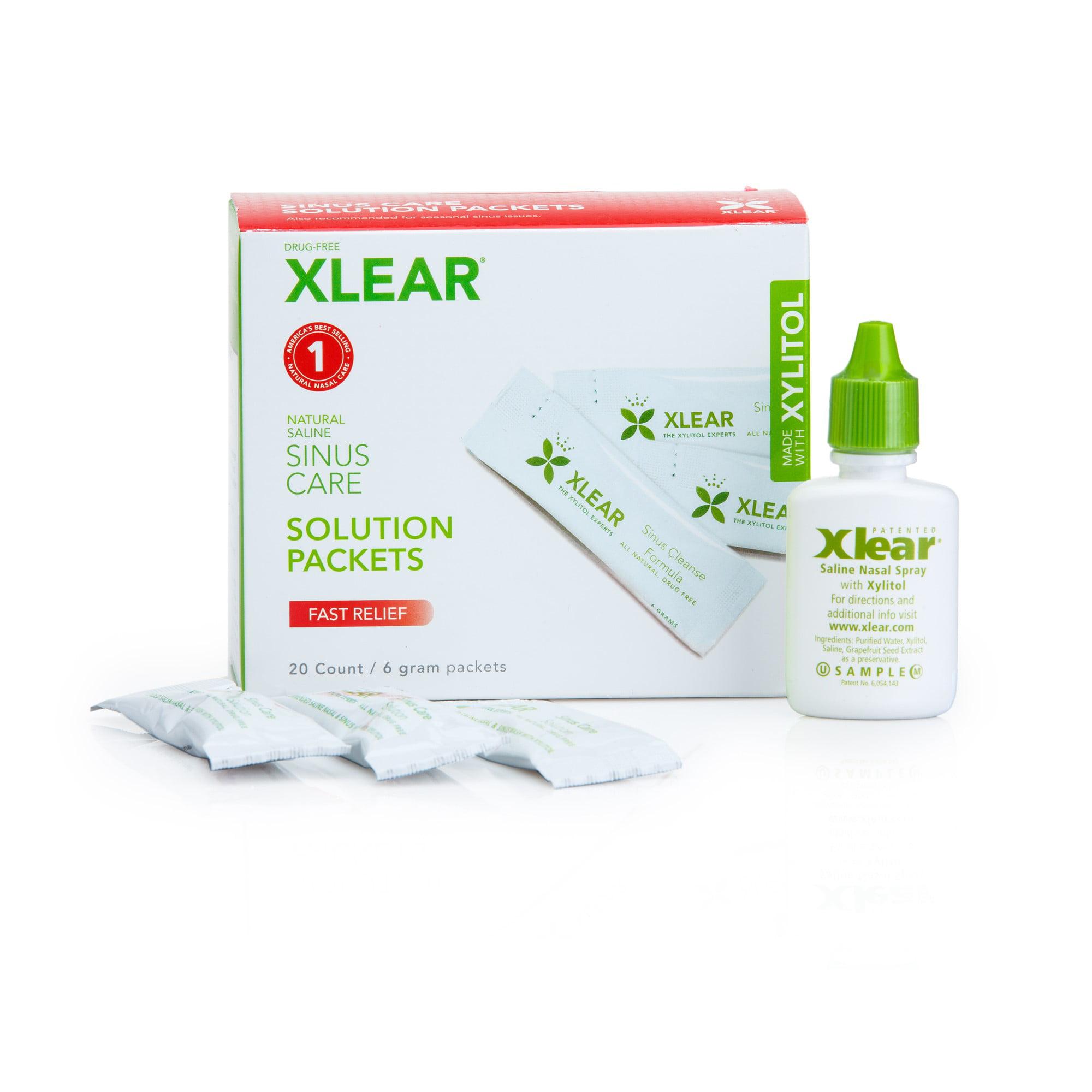 Xlear Xlear  Sinus Care, 20 ea