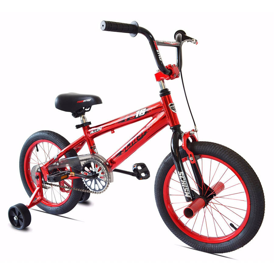 "16"" Kent Schism Boys' Bike, Red"
