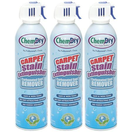 Chem-Dry C198-3 Stain Extinguisher (3 pk)