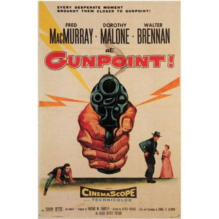 Gunpoint Movie Poster (11 x 17)