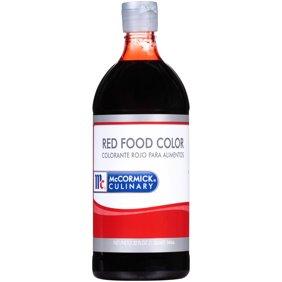 McCormick Classic Red Food Color, 1 fl oz Liquid Dye