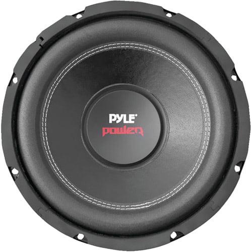 """Pyle PLPW12D 12"""", 1,600W Dual Voice Coil 4-Ohm Subwoofer"""