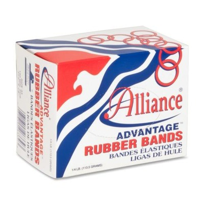 Alliance Advantage Rubber Bands, #19 ALL26199 by