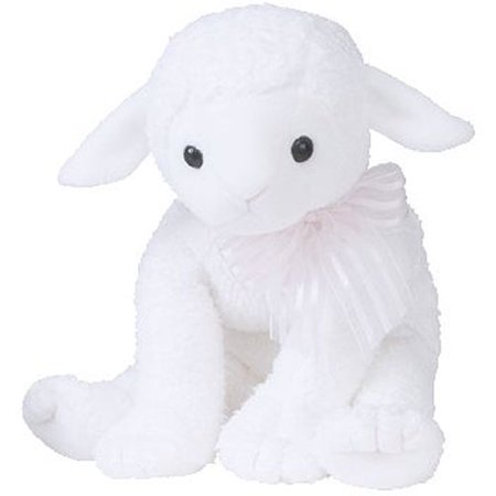 TY Beanie Buddy - LULLABY the Lamb (12 inch)
