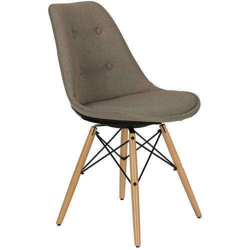 DHP Albany Dining Chair, Multiple Colors