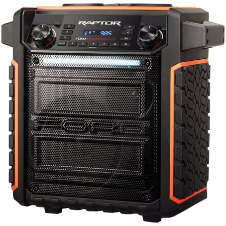 Ion Audio IPA92R Raptor Bluetooth Water-Resistant Speaker With Ford Pickup Styling