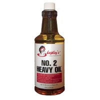 Shapley's No.2 Heavy Oil