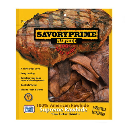 Savory Prime Rawhide Chips Beef 2