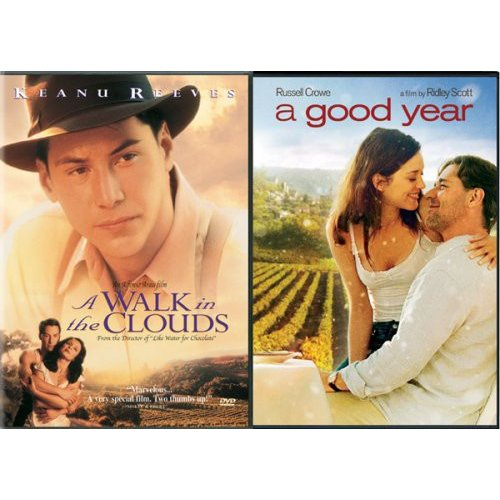 A Good Year / A Walk In The Clouds (Widescreen)