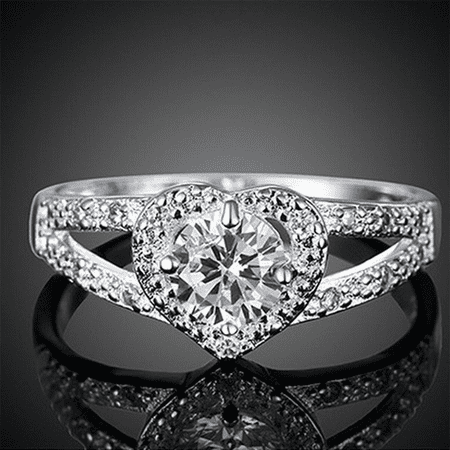 F.S. Love-Struck Double Band Ring - image 3 of 6