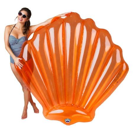Big Mouth Giant Seashell Pool Float