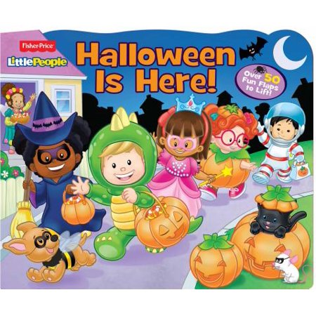 Fisher Price Little People: Halloween Is Here! for $<!---->