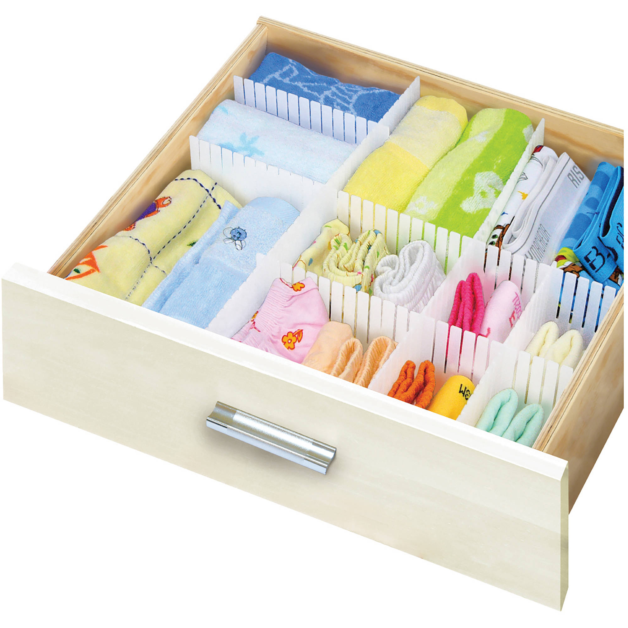 Simplify Drawer Organizer, Set of 3
