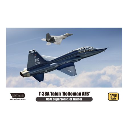 WPD10004 1:48 Wolfpack T-38A Talon 'Hollomon AFB' Premium Edition [MODEL BUILDING