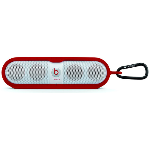 Beats Pill Sleeve, Red