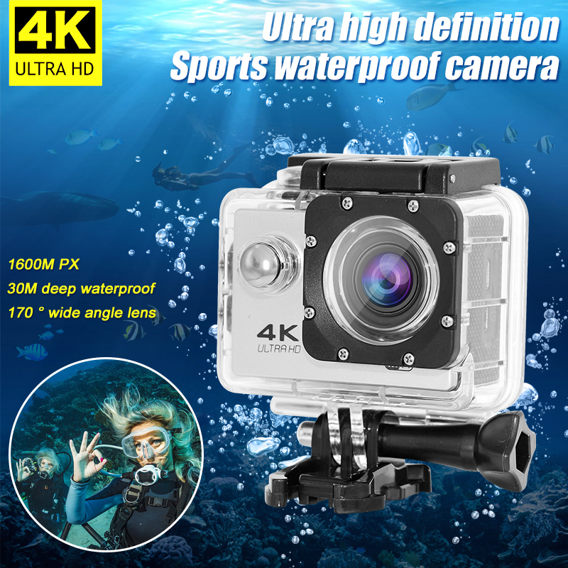 Action Camera Case for the Cooler Sports Camcorder Underwater Waterproof Camera