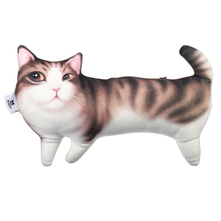 Surprising 3D Print Cat Pillow Sofa Car Cushion Home Decor Adorable Birthday Christmas Gift Toys Andrewgaddart Wooden Chair Designs For Living Room Andrewgaddartcom