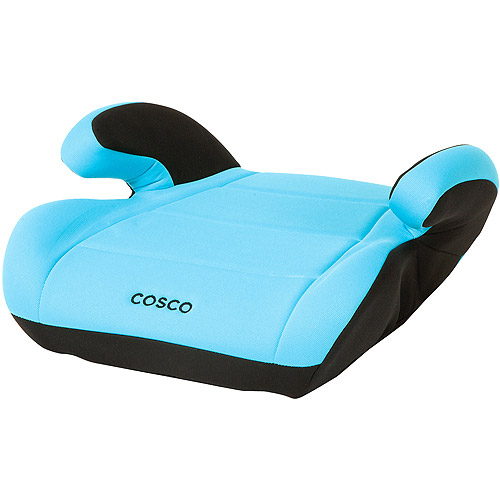 Cosco Topside Booster Car Seat, Turquoise