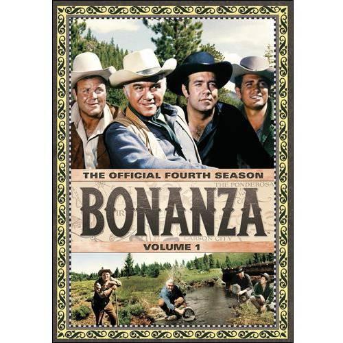 Bonanza: The Official Fourth Season, Vol. 1 (Full Frame)