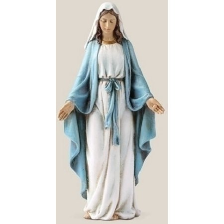 Joseph Studio Our Lady of Grace Virgin Mary Religious Renaissance Figurine 6 in