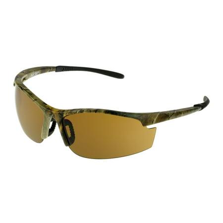 Foster Grant Men's Camo Blade Sunglasses KK10