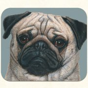 Fiddlers Elbow m400 Pug Mouse Pad, Pack Of 2
