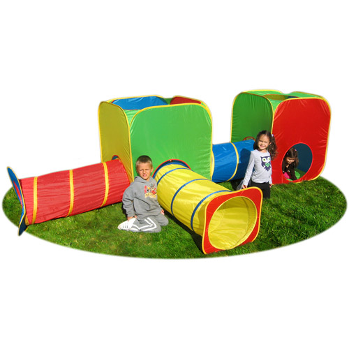 GigaTent Mega Cubes and Tubes Play Tent