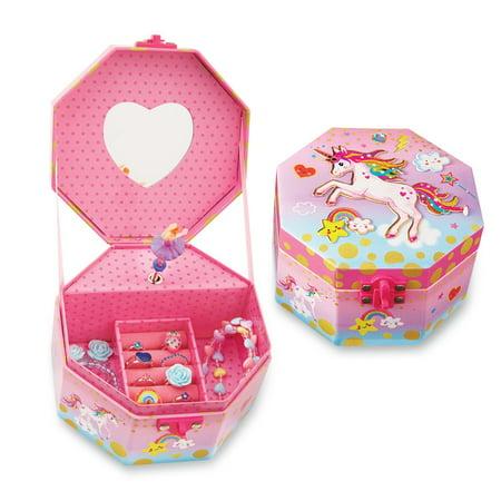 Jewel Box Jewelry Store (GirlsGirls Wind Up Musical Jewelry Box, Unicorn )