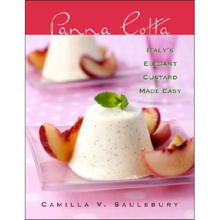 Panna Cotta Halloween (Panna Cotta : Italy's Elegant Custard Made)
