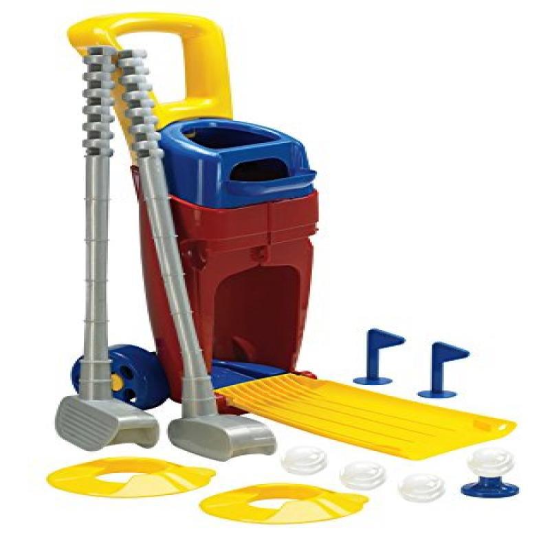 American Plastic Toys Junior Pro Golf Set by