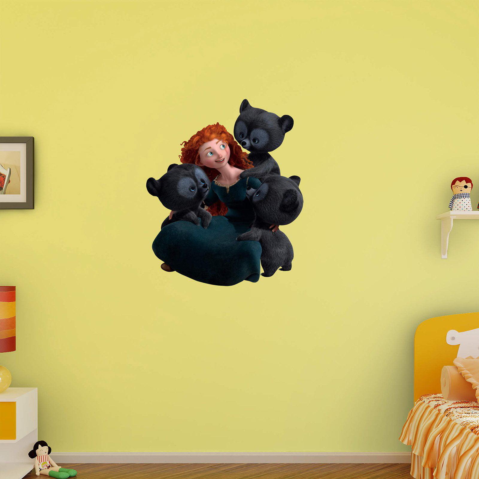 Fathead Brave Merida Cubs Wall Decal - Walmart.com