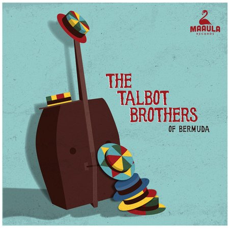 The Talbot Brothers of Bermuda (Vinyl)