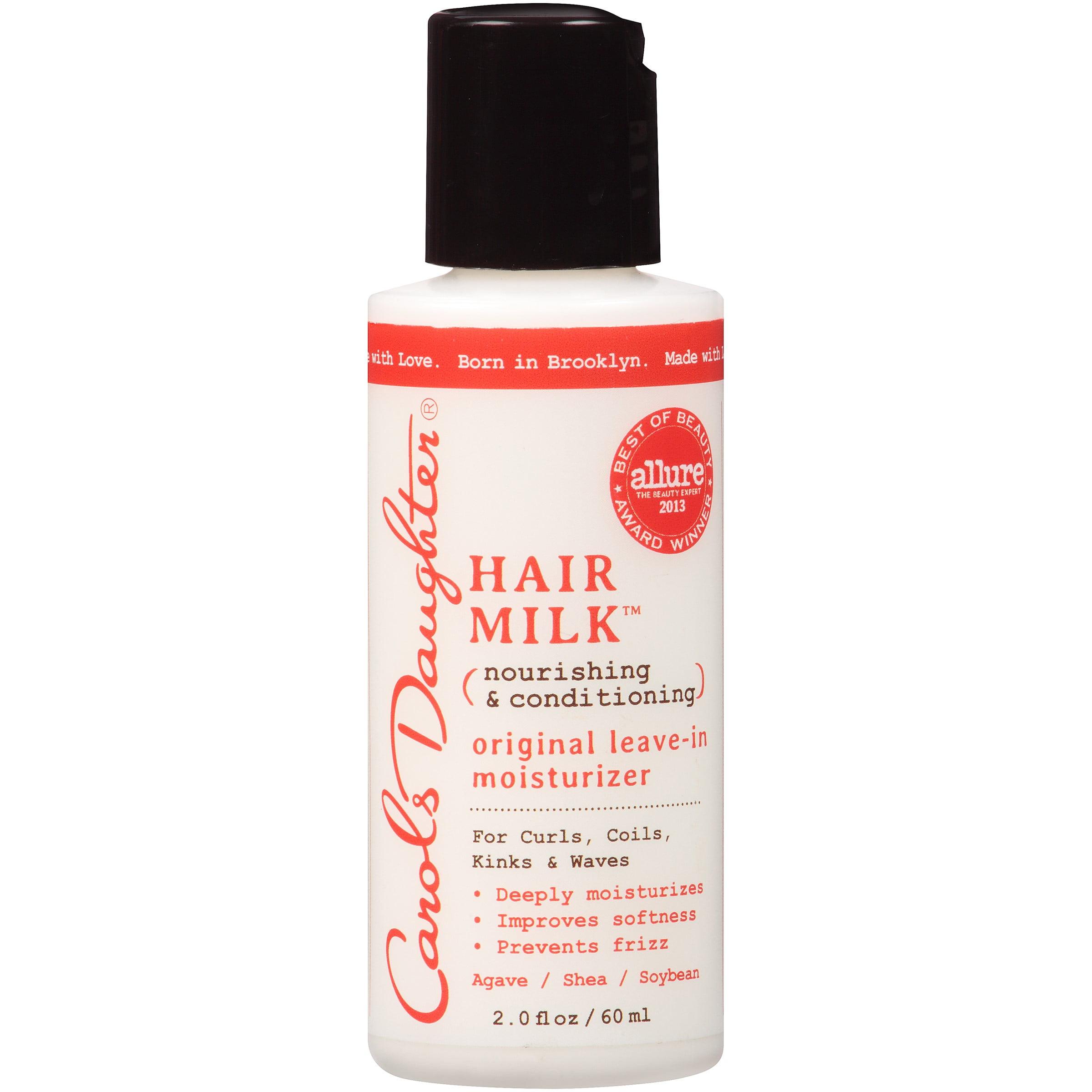 Carol's Daughter Hair Milk Original Leave In Moisturizer, 2 Oz
