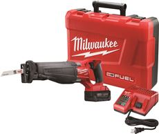M18 Fuel Sawzall Reciprocating Saw Kit by Milwaukee Electric Tool